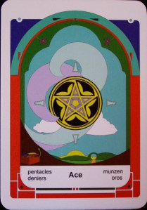 assets, seeds, your natal chart as personal pentacle, notice the sprout underground sprouting from the treasure